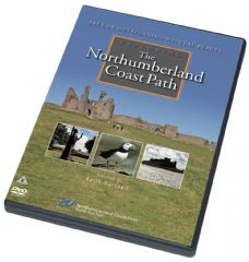 Exploring the Northumberland Coast Path DVD